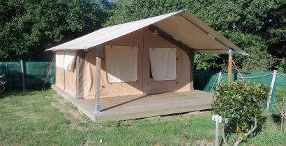 location tente lodge morbihan